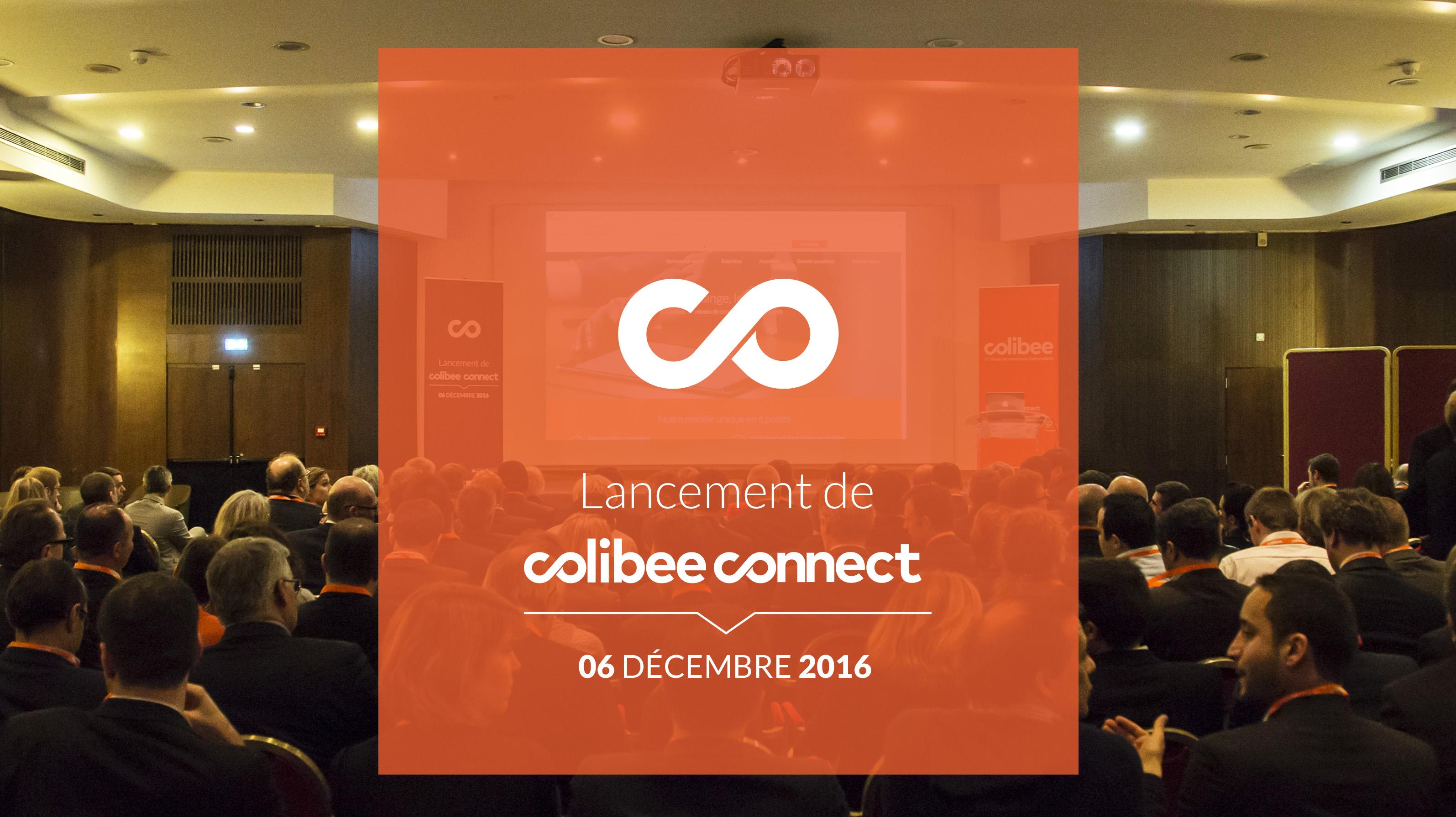 Soirée de lancement Colibee Connect
